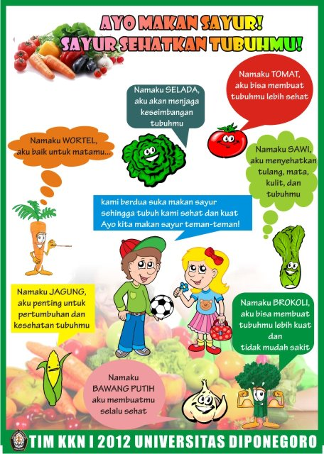 Poster Promosi Kesehatan | Al Mujaddidi